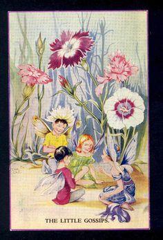 RENE CLOKE postcard | eBay