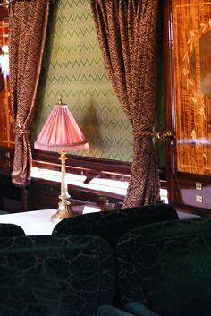 Venice Simplon-Orient-Express a Vasúttörténeti Parkban Simplon Orient Express, Train Journey, Work Travel, Venice, Trains, Wanderlust, Detail, Luxury, Places