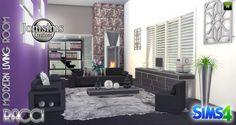JomsimsCreations : RACCI Modern Living room.