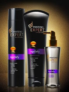 Coupon Diva Queen: FREE Sample of Pantene Age Defy Shampoo & Conditioner!