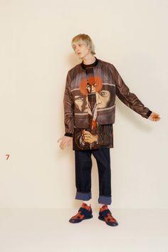 Christopher Kane Spring 2017 Menswear Fashion Show