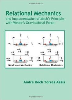 Relational Mechanics And Implementation Of MachâS Principle With WeberâS Gravitational Force