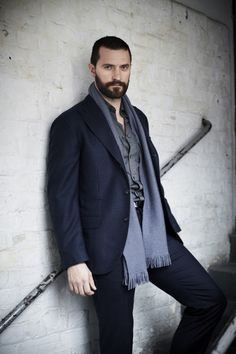 I was thrilled when Richard Armitage was cast as Thorin Oakenshield in 'The Hobbit.'  Can't wait for 'Desolation of Smaug!'
