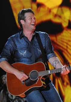 It would Sure Be Cool If You killed it at Music Fest, Blake Shelton!