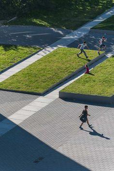 relais Landschaftsarchitekten Berta Kroeger Plaza 04 « Landscape Architecture Works   Landezine