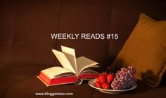 Today's Weekly Reads feature: starting a #business with no budget; taking back control over your life and happiness; real life vs. blog life; and a huge list of social media tools for #bloggers and #marketers. Enjoy!
