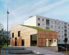Centro Comunitário Christian Marin / Guillaume Ramillien Architecture   ArchDaily Brasil