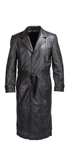 Fashioned from genuine lambskin leather, this trench coat is guaranteed to be the hottest weapon in your wardrobe arsenal. Classic and timeless masterpiece of flawless workmanship, this leather will quickly become your favorite. 100% guaranteed authentic leather with Life Time Warranty.Our...  More details at https://jackets-lovers.bestselleroutlets.com/mens-jackets-coats/trench-rain/product-review-for-mens-black-lambskin-classic-leather-trench-coat/