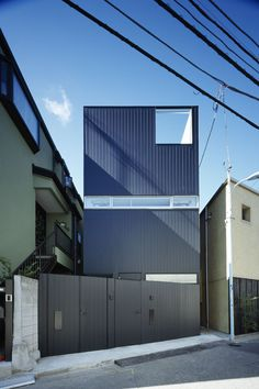 APOLLO Architects & Associates | RIP. RIP (Suginami-ku, Tokyo) Corner is the current site of a quiet residential area away well enough from the station. 20s of your couple, a small new to live with son and three people to buy land, new construction plan began.