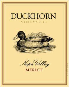 Duckhorn Napa Merlot