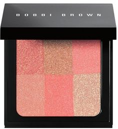 Love these colors! #springisintheair Bobbi Brown Brightening Brick Compact