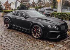 Bentley GTX ...