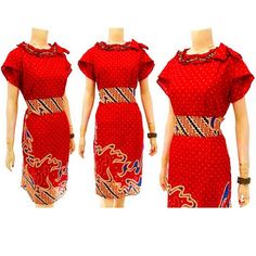 ORDER Call : 081-904-599-516, 087-835-218-426 PIN BB : 249FA83B  Dress Batik Wanita Modern Solo KODE : DB 3148  Harga Retailer : Rp.100.000.-/pcs | stock 10 pcs