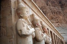 The Seven Wonders of Egypt