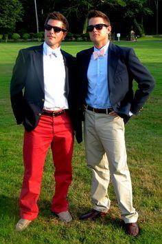 Frat daddies. #fratty #tfm #sartorial #preppy