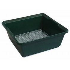 Grondzeef met 2 netten - Kwekersvergelijk Compost, Food, Composters, Eten, Meals, Mulches, Diet