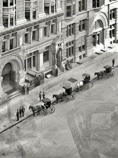 Curbside...Philadelphia 1900