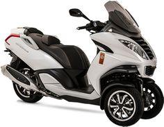 le scooter lectrique 3 roues vectrix vx 3 3 wheeled electric scooter vectrix vx 3. Black Bedroom Furniture Sets. Home Design Ideas