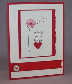 Wishing You a Happy Heart by Bitsyboo - Cards and Paper Crafts at Splitcoaststampers