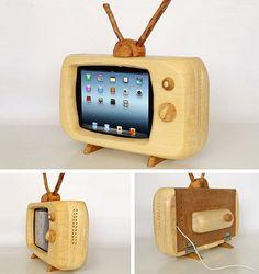 iPad TV Dock