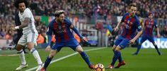 Classico 2016  Barcelona-Real Madrid 1:1