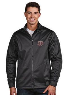 Antigua  Texas AM Mens Golf Jacket