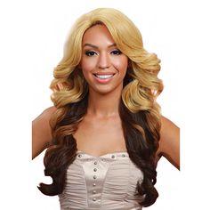 Bobbi Boss Synthetic Hair Lace Front Wig Mlf44 Marigold