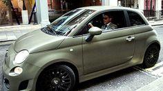 Lapo Elkaan's Fiat 500