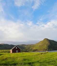 The beauty of Norris Point, Gros Morne National Park, Newfoundland