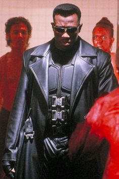 Wesley Snipes as Blade (Blade)