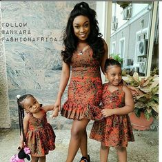African Fashion Ankara, African Wear, African Dress, Ankara Styles For Kids, Latest African Styles, Ankara Gowns, Ankara Dress, Girl Outfits, Fashion Outfits