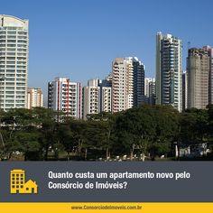 Comprar um apartamento na capital paulista tem sido uma alternativa atraente para quem pretende conquistar o primeiro imóvel. Confira a matéria completa: https://www.consorciodeimoveis.com.br/noticias/quanto-custa-um-apartamento-pelo-consorcio-de-imoveis?idcampanha=283&utm_source=Pinterest&utm_medium=Perfil&utm_campaign=redessociais