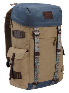 BURTON Rucksack 'Annex' in hellbeige / dunkelblau Burton Backpack, Backpack Travel Bag, Backpack Brands, Travel Bags, Diy Clothes Hacks, Clothing Hacks, Hermes, Cool Backpacks, Bullshit