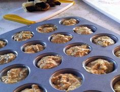 Banana Quinoa Muffins for Babies and Toddlers