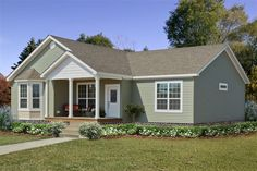 Faith-Homes - Triple Wide New #2