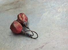 earrings by greybirdstudio