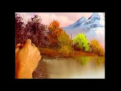 The Joy of Painting S5E11 Autumn Glory - YouTube