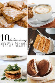 10 Delicious Pumpkin Recipes ++ Urbanwalls Blog