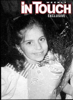 Gaga as a child - Lady Gaga
