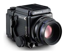 Mamiya RZ67 - considering this for my next photo gear purchase.