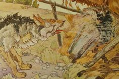 From The Classic Purnell Edition, Great Children's Stories. Illustrated by Frederick Richardson (1975). Detail