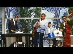"""Astrud Gilberto singing """"Girl From Ipanema"""" with Stan Getz in the 1964 flick """"Get Yourself A College Girl."""""""