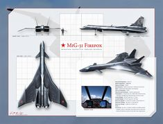 "The Aviationist » The Story Of The MiG-31 ""Firefox"": All You Need To Know About The Most Awesome (Fictional) Advanced High-Speed Interceptor Ever"