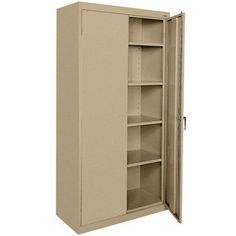 Used Metal Storage Cabinets For Pinterest And