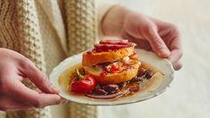 Hanácká nálož s fazulou a čočkou Foto: Mozzarella, Feta, French Toast, Breakfast, Ethnic Recipes, Morning Coffee