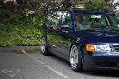 Slammed VW Passat Wagon | Thread: FS: 2000 Passat Wagon - hellastancewafflecraftedslamified