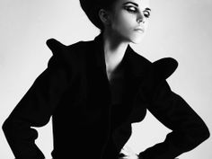 Black Spectacle collection by Camilla Salgaard | limited edition pieces | MUUSE.com