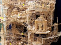 Toothpick Structure