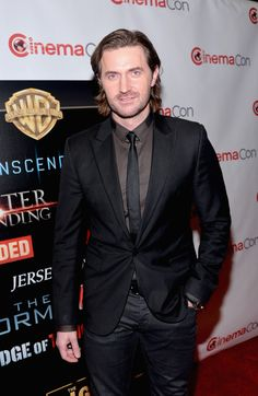"""Richard Armitage Actor Richard Armitage attends Warner Bros. Pictures' """"The Big Picture"""", an Exclusive Presentation Highlighting the Summer ..."""