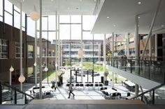 Galería de Universidad de Ciencias Aplicadas iPabo / Mecanoo - 2